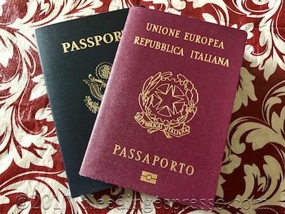 Italian citizenship jure sanguinis
