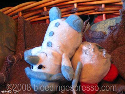snowmen toys (before)