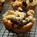 Jessica's Babka Muffins