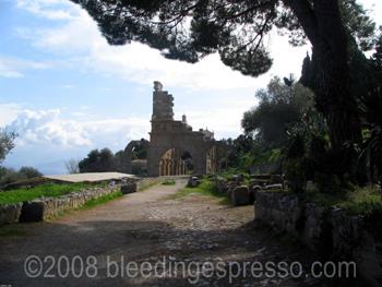 Basilica at Tindari, Sicily