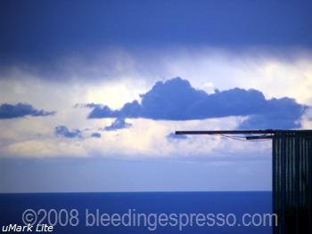 An interesting Calabrian sky on Flickr