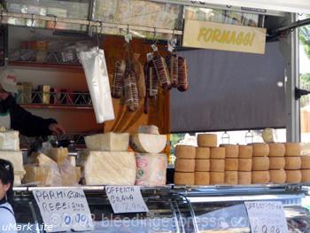 Salumi e formaggio al mercatino on Flickr