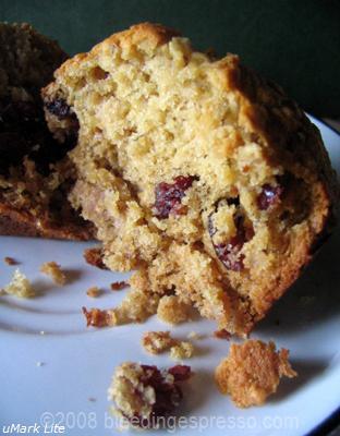 Oatmeal Banana Craisin Muffins O Foods For Ovarian Cancer Awareness Month Bleeding Espresso Bleeding Espresso