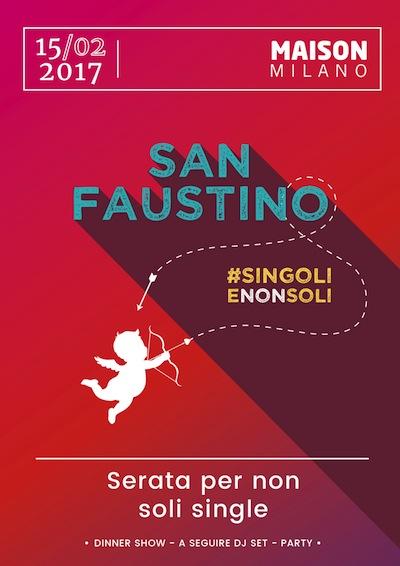 San Faustino - Festa for Singles - February 15