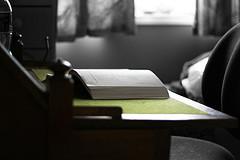 Writing Desk by ~Prescott on Flickr