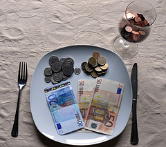Eat Money by wai.ti on Flickr