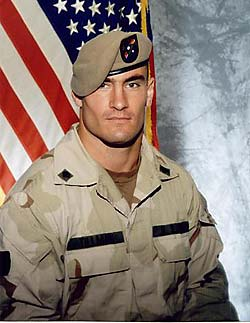 Corporal Pat Tillman