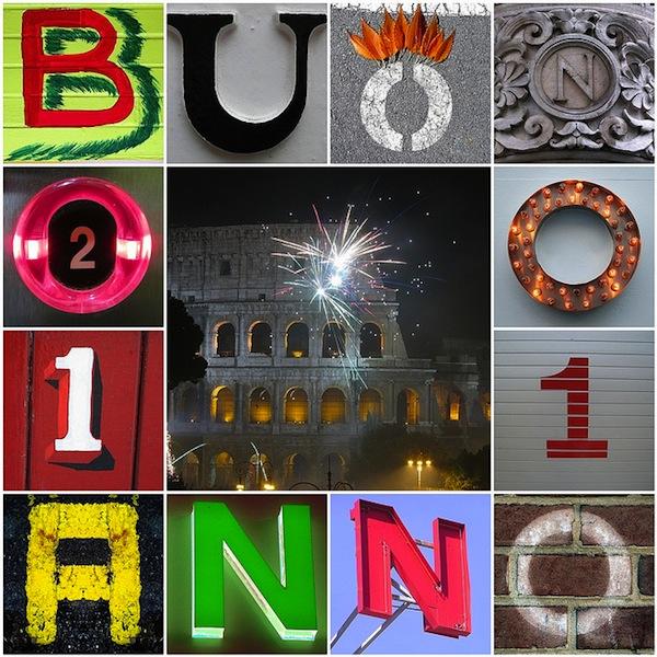 Buon Anno 2011