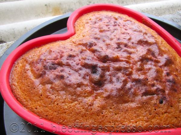 Nutella Spice Cake