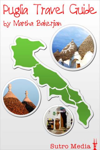 Puglia Travel Guide App by Martha Bakerjian
