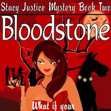 Bloodstone by Barbra Annino