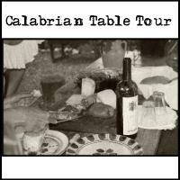 Calabria Table Tour