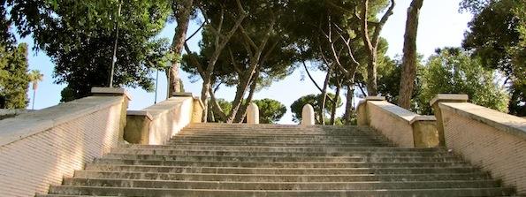Oppian Hill Park, Rome