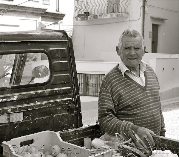 Antonio the fruttivendolo, Badolato, Calabria, Italy