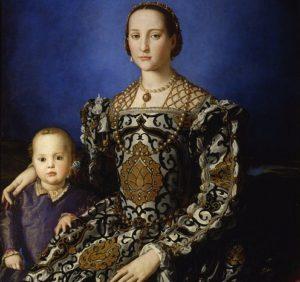 Bronzino's Eleonora di Toledo