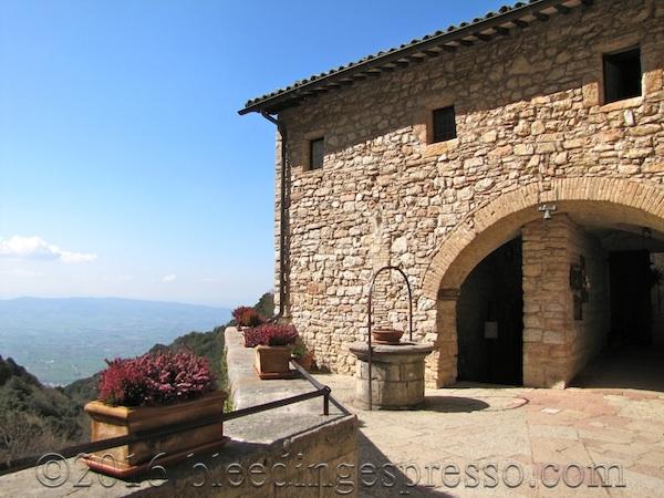 Eremo delle Carceri - St Francis - Assisi Italy